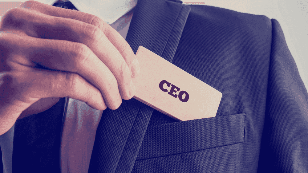 CEO(Cheif Executive Officer)