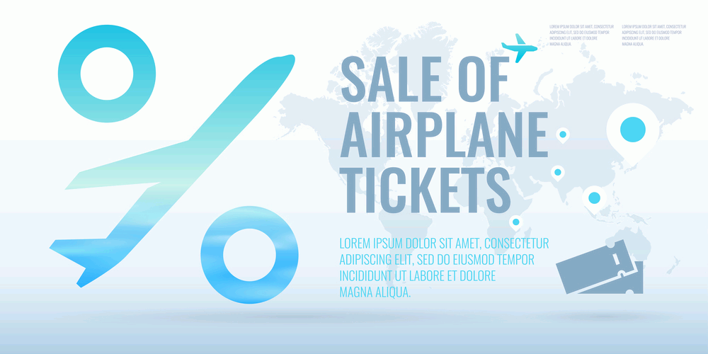 Selling Air tickets