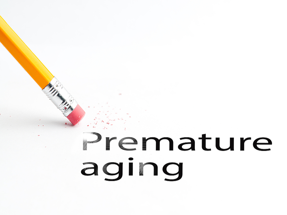 Seven Most Common Factors in Premature Aging