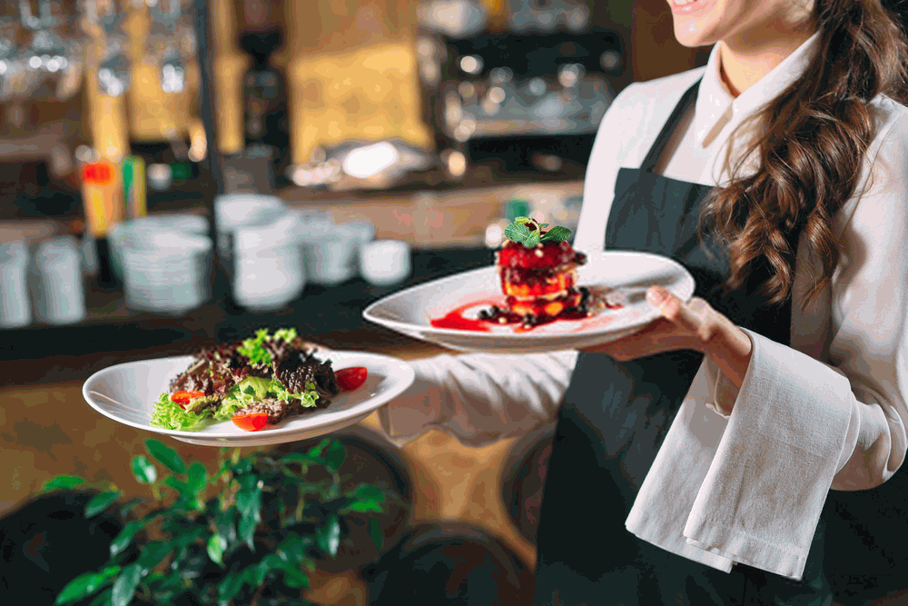 Raising the wage in restaurants might be a win for everybody