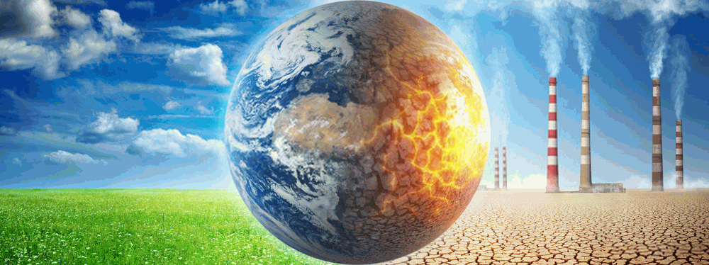 Understanding and functioning on the effects of global warming