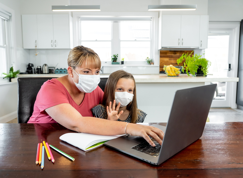Keeping Your Child or Teen Motivated While Staying Home