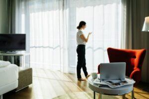 home curtains