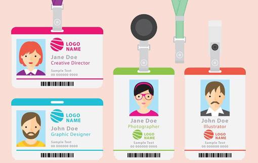 Top 5 Factors to Consider When You Design Name Badges