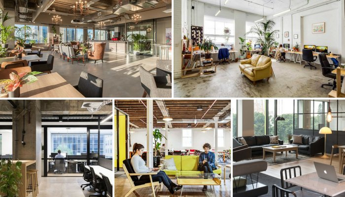 coworking space in Melbourne