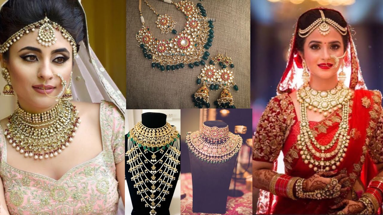 How to Choose Bridal Jewellery That Matches Your Bridal Outfit