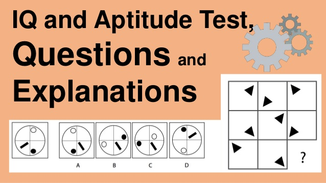Aptitude test – A type of assessment to gather information about the candidate