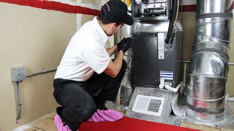How much does it cost for a furnace repair?