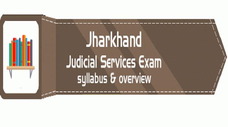 Jharkhand judiciary exam Syllabus 2020