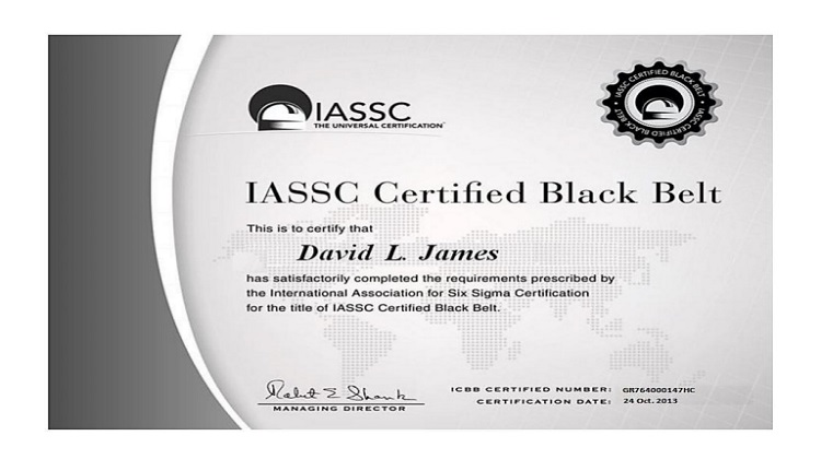How important is that to take a Lean Six Sigma black belt certification in 2020?