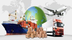 international moving company