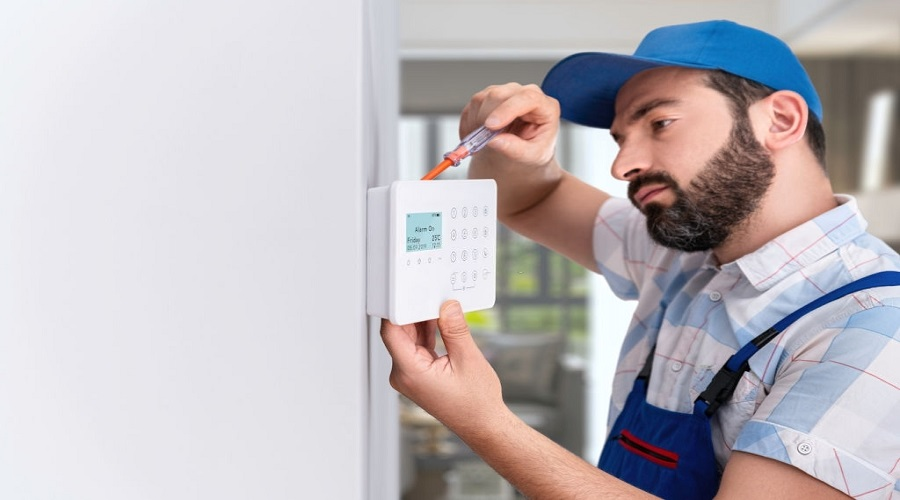 How to Set Up Intruder Alarm?