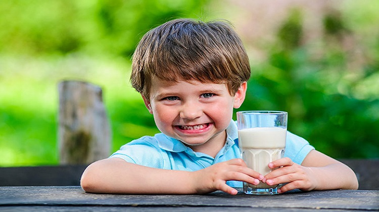 Benefits of health drinks for kids