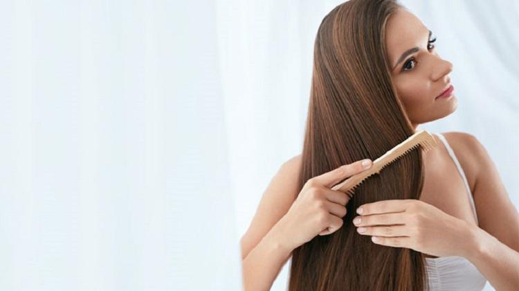 Shiny And Healthy Hair
