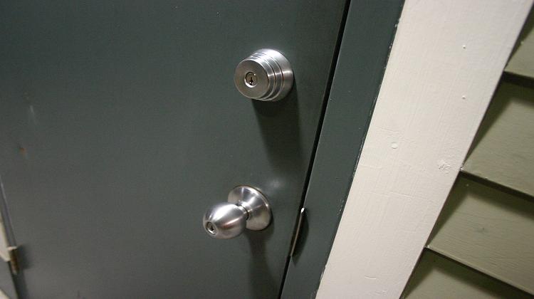 Deadbolts door locks