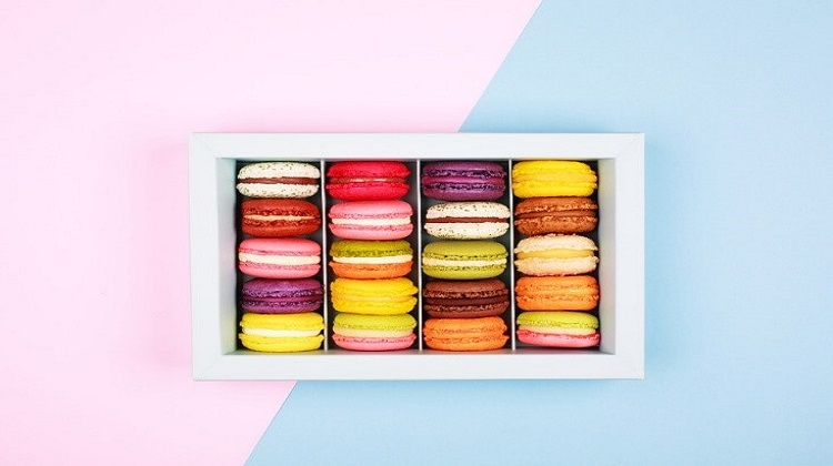 How to give your Macarons a Stylish Exterior?