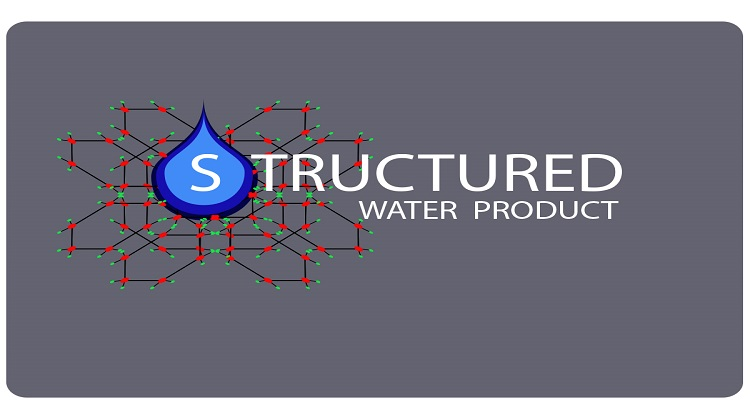 structured water products