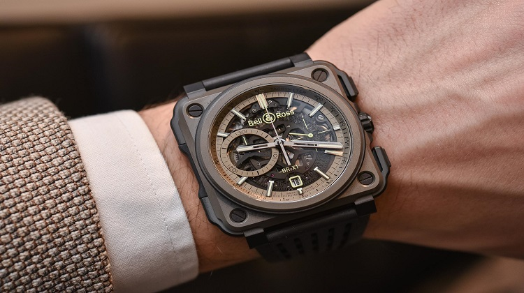 Make Your 2021 Stylish With Bell And Ross Trendy Watch Collections