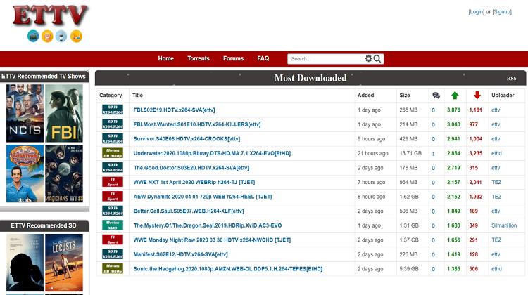 ETTV, sucesor de ExtraTorrent, cambia de dominio por sorpresa