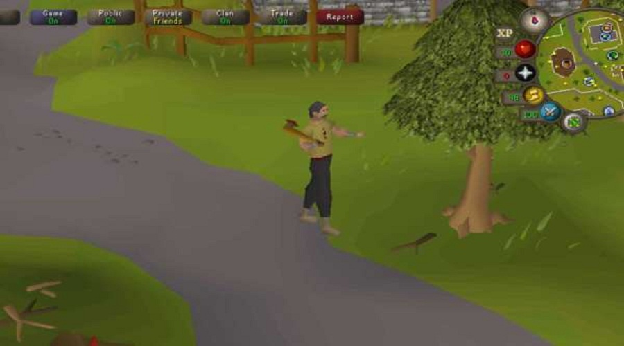 How a bunch of Reddit memes became the best armor in Runescape
